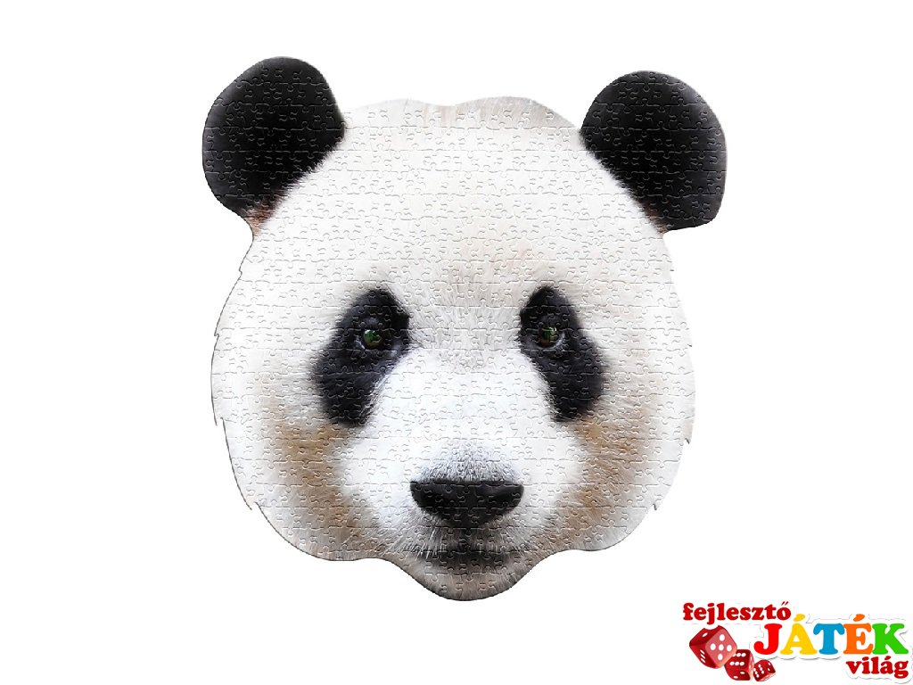Wow Puzzle Panda, 550 db-os formakirakó