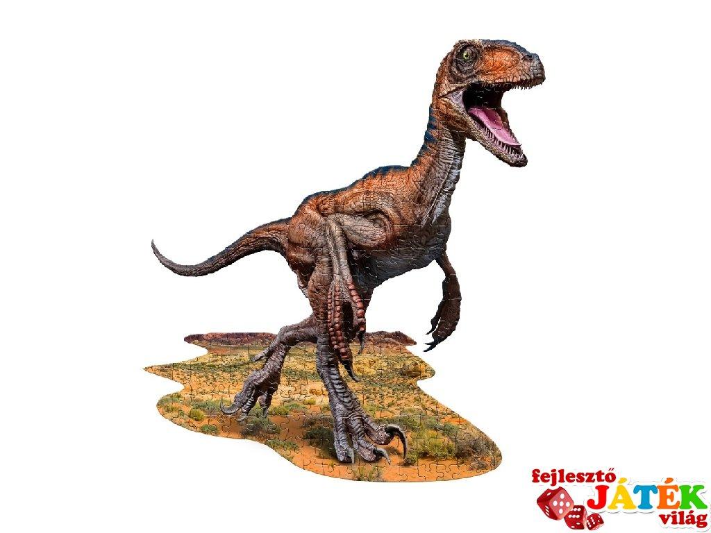 Wow Puzzle Raptor, 100 db-os dínós formakirakó